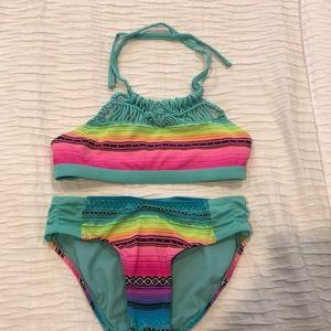 Justice swim suit